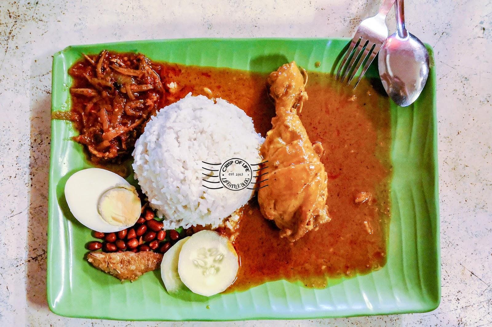 Midnight Supper @ Lok Lok, Kuching, Sarawak