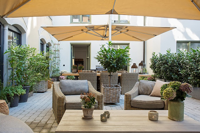 Eccellente recupero industriale blog di arredamento e for Piante per terrazzi