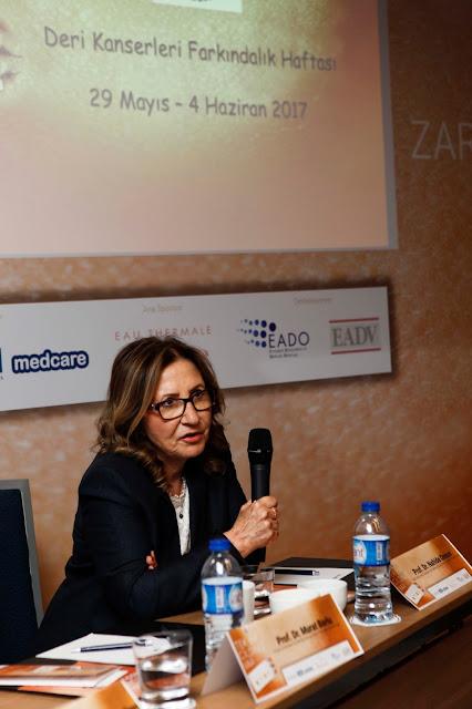 Euromelanoma Deri Kanserleri Farkındalık Haftası