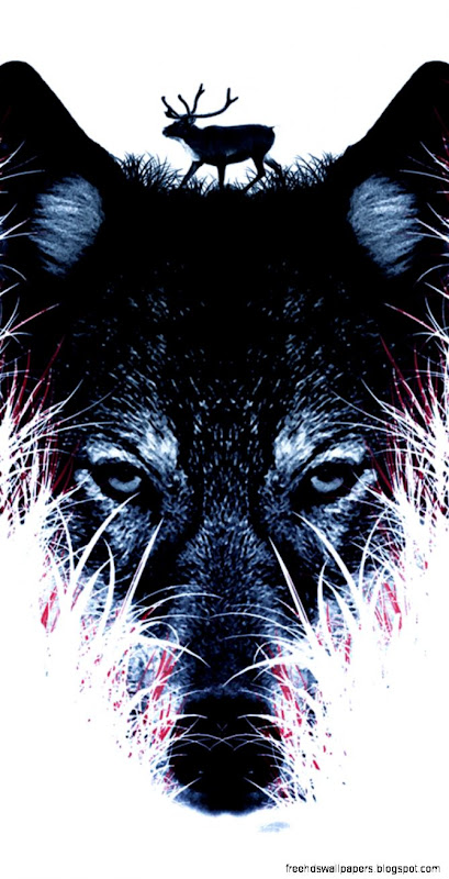 Wolf Iphone Wallpaper Free Hd Wallpapers