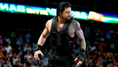 Roman Reigns On Raw Wallpaper