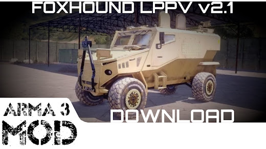 Arma3用Ocelot Foxhound LPPV MOD