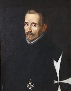 Atribuido a Eugenio Cajés - Lope de Vega (1627)