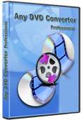 Any DVD Converter Professional