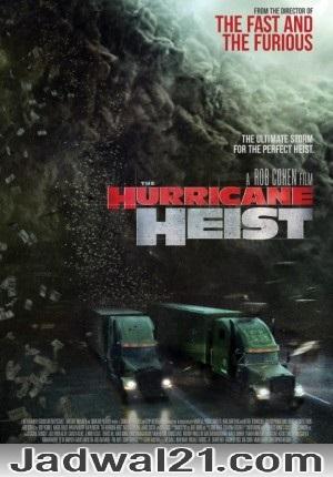 Film THE HURRICANE HEIST 2018