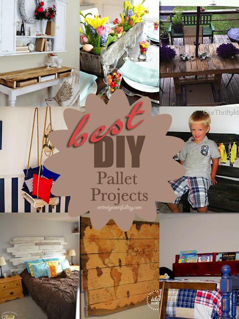 Diy Pallet Projects Entirely Eventful Day