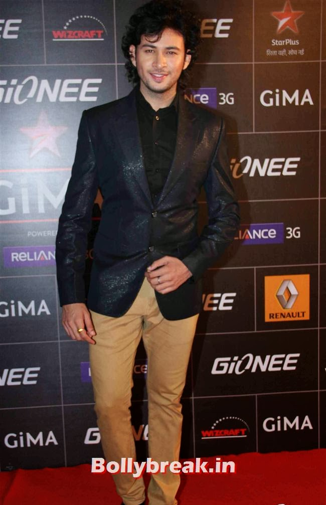Dev Sharma, Global Indian Music Awards 2014 Pics