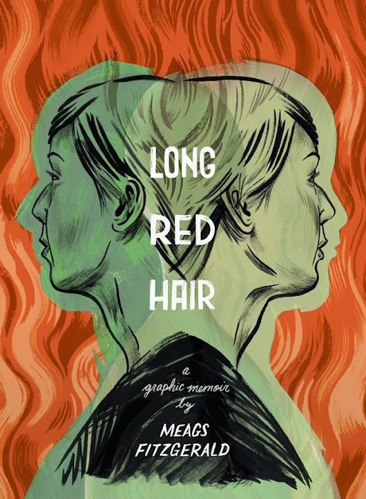 New Graphic Memoir- Long Red Hair