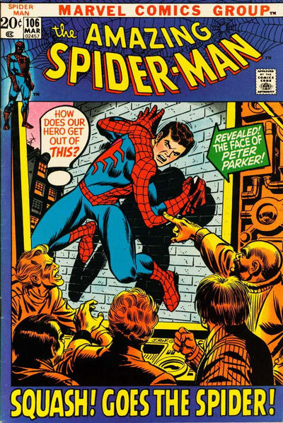 Steve Does Comics March Forty Years Ago Today