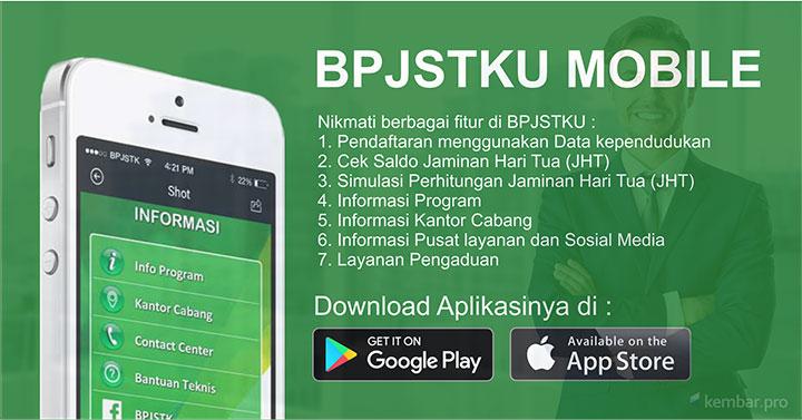 BPJS Ketenagakerjaan Mobile (BPJSTKU Mobile)