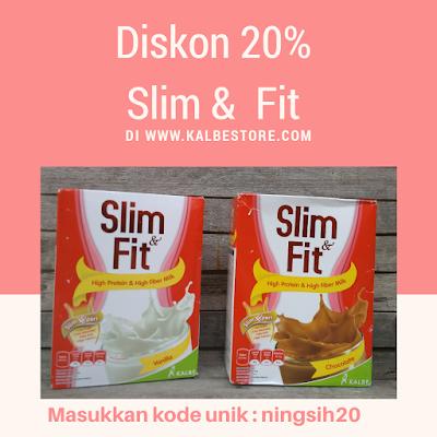 Ternyata Menjaga Berat Badan Tidak Cukup dengan Olahraga Saja: Kamu Butuh Slim&Fit. Susu Langsing Slim &Fit. Menjaga berat badan. Pentingnya olahraga.