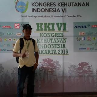 Amiruddin Dolok Saribu Kader Konservasi Alam