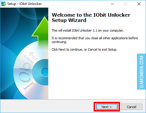 Cara Install iObit Unlocker