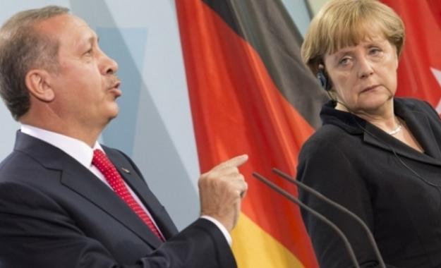 Νέα επίθεση Ερντογάν σε Μέρκελ: «Καταφεύγεις σε ναζιστικές πρακτικές»