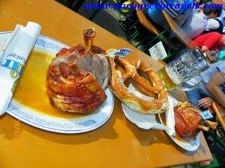 donde comer de viaje a la oktoberfest