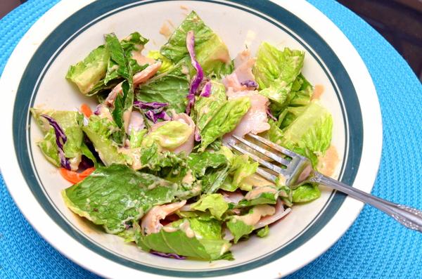 An Easy Salad