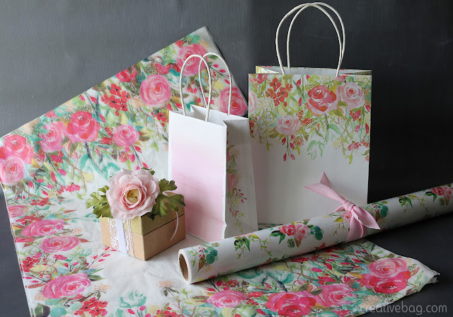 gift wrapping supplies | Creative Bag