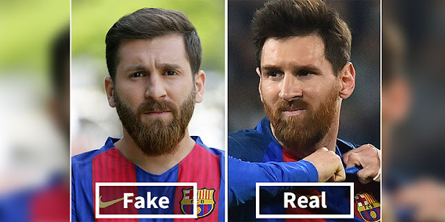 Iranian Student Gets Arrested By Cops Because He Looks Exactly Like Lionel Messi