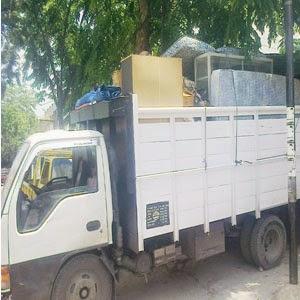 Cari Sewa truk di Medan.