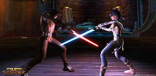 Star Wars the Old Republic Drew in over 2 million beta testers