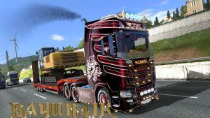 Vogel Custom Skin for Scania S