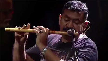 Mersal – Neethane Instrumental Version by ARR and Naveen Kumar(Flute Player)