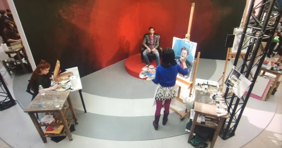 Review: Sky Arts Portrait Artist of the Year 2018 - Episode 1