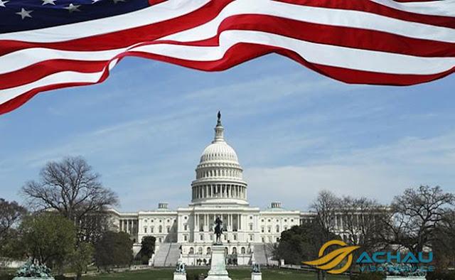 Địa điểm xin visa Mĩ