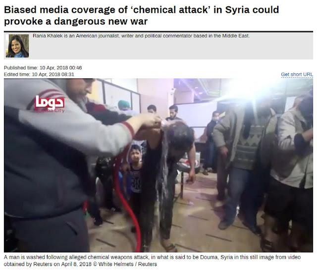 ghouta, macron, trump, may, syrie, syria, isis, al qaeda, propaganda, assad, poutine, mercenaire, fake, arme, chimique, weapon, chemical