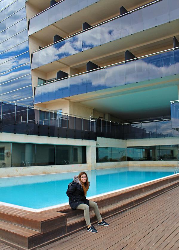 Ganas de viajar thalasia 4 finde redondo con spa for Thalasia precio piscina