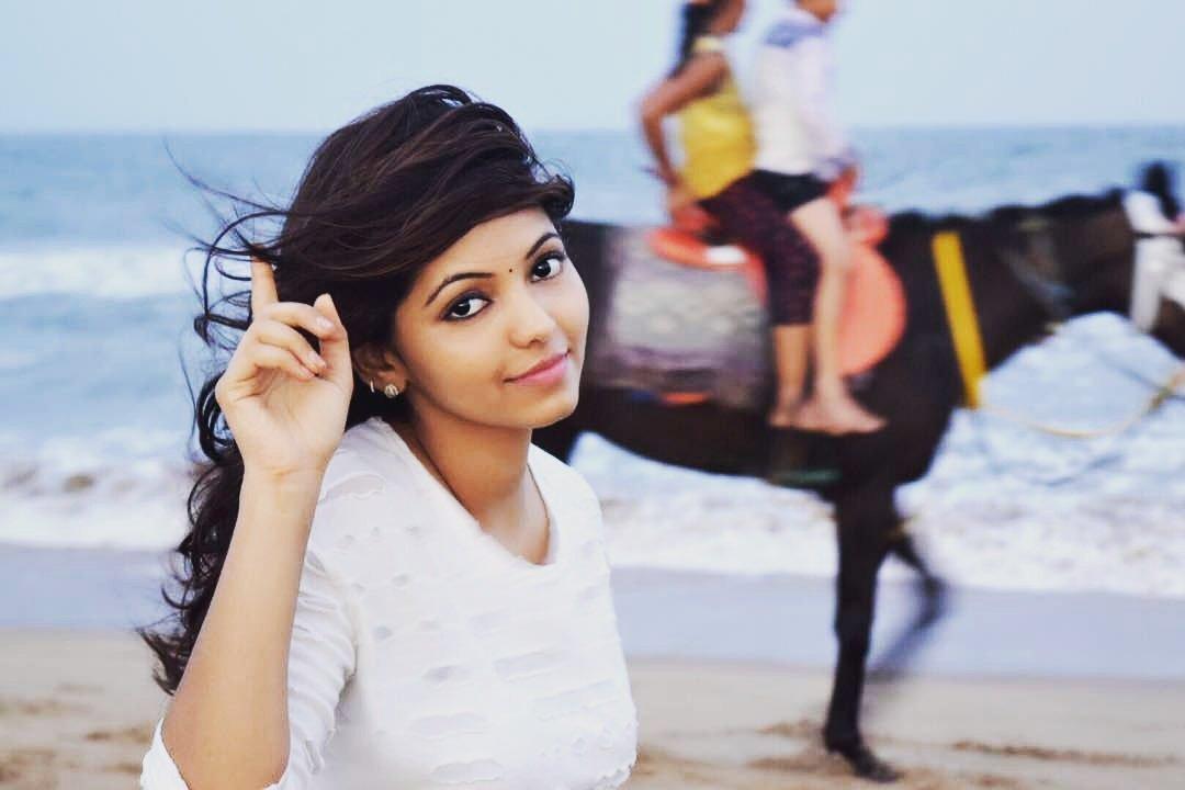 Actress AthulyaRavi Latest Images