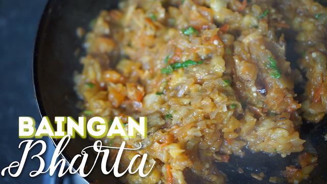 http://www.hungryforgoodies.com/2018/01/baingan-bharta-eggplant-roasted-curry.html