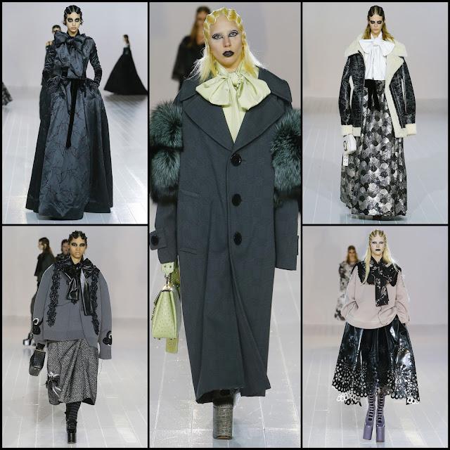 RUNWAY REPORT.....NY Fashion Week Fall 2016: Marc Jacobs Fall 2016 Photos + Runway Video!