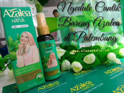 Azalea Hijab Dating di Palembang