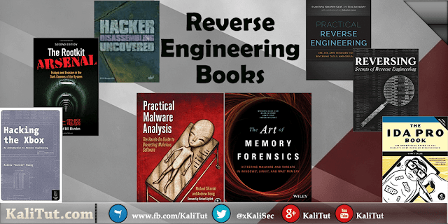 Best Reverse Engineering Books