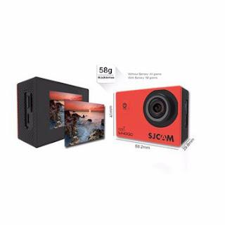 SJCAM SJ4000 Wifi 1.5 inch