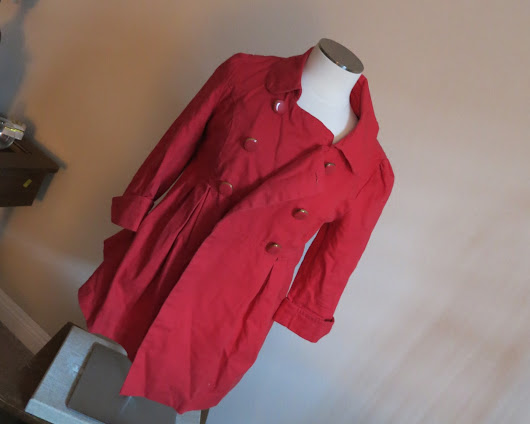 {SALE} F21 Peacoat Coral
