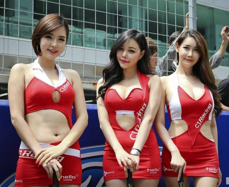 complete system - CJ Racing girls