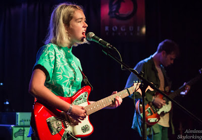 Snail Mail Band Picture