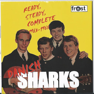 The Danish Sharks - Ready,Steady, Complete 1963-1965