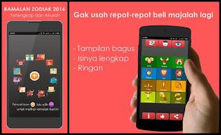6 aplikasi ramalan harian terbaik android