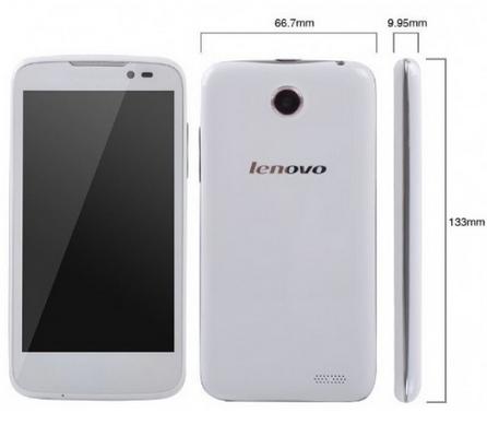 Spesifikasi Lenovo A516 Terbaru