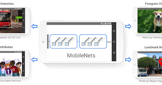 MobileNets: Open Source Models for Efficient On-Device Vision