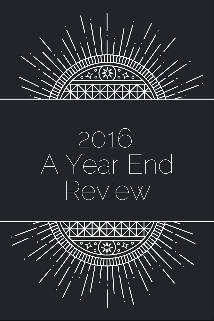 Click to read now or pin to save for later! Can you believe that 2016 is coming to a close? Here is a year end review of what went on in my 2016