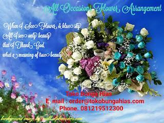 Love Letter Magnum Florist Flower Online Jakarta