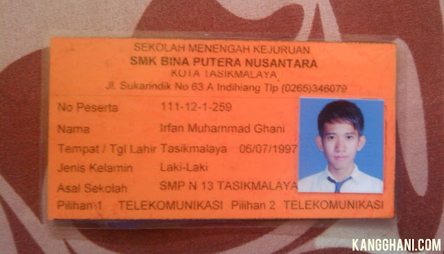 Cerita Menuntut Ilmu di SMK Bina Putera Nusantara: Pendaftaran
