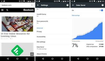 7 Aplikasi Penghemat Kuota Android