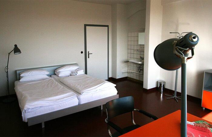 edificio di Dessau - alloggi per studenti