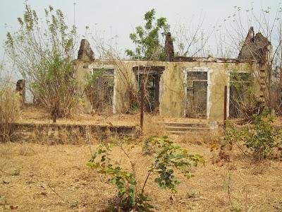 Lord Lugards residence at Ikot Abasi