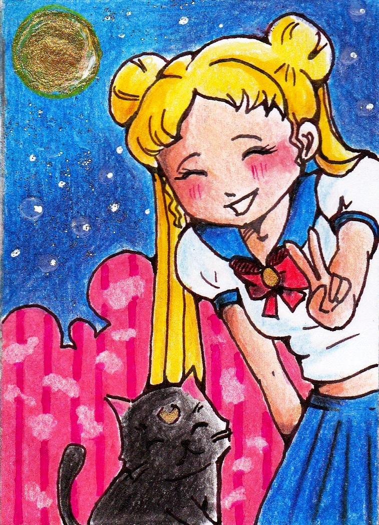 sailor moon usagi kakao